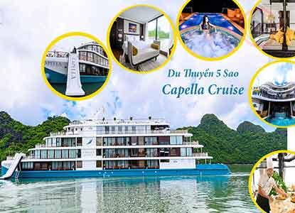 Sự thật về du thuyền Capella