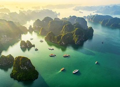 Top 6 du thuyền ngủ đêm sang trọng nhất Vịnh Hạ Long