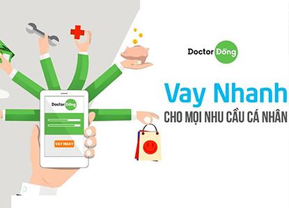 Vay Nhanh & Dễ Dàng Hơn Với DoctorĐồng